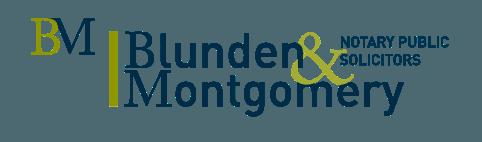 Blunden Montgomery Logo